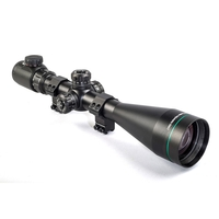 PAO Emerald 6-24x56 IR SWAT Rifle Scope