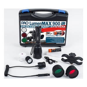 Image of PAO LumenMAX 900 Hunting Lamp System Kit