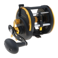 Penn Squall 30 Level Wind Multiplier Reel