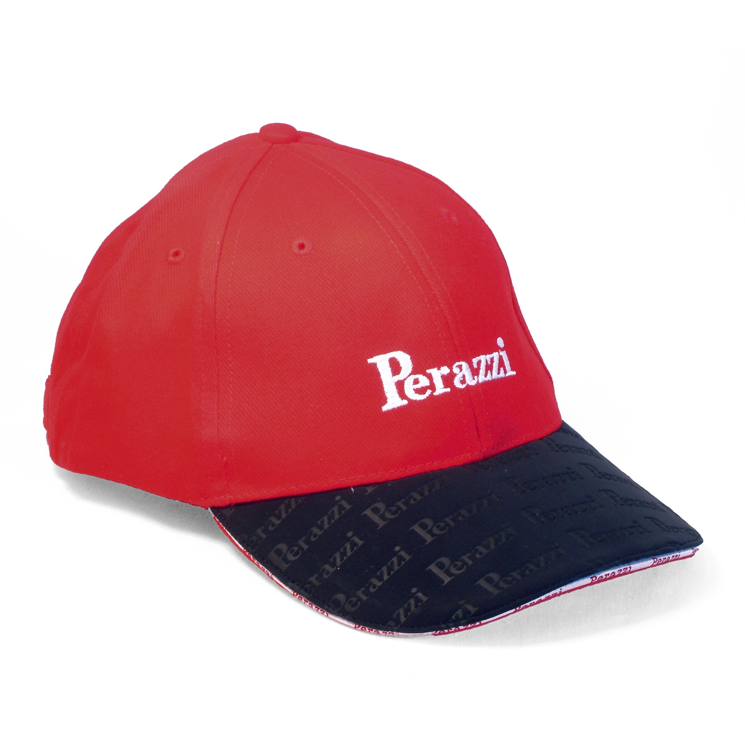 Awe Inspiring Perazzi Soft Touch Peak Cap Red Red Black Pabps2019 Chair Design Images Pabps2019Com