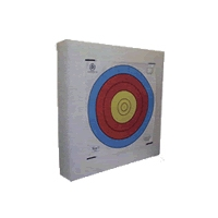 Petron Leisure Foam Archery Target Base with Paper Targets and Pins