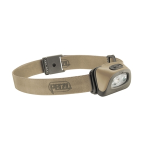 Image of Petzl Tactikka+ Headlamp - Desert