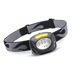 Image of Princeton Tec Quad Headlamp - Black