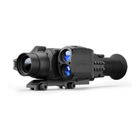 Pulsar Apex LRF XQ38 Thermal Weapon Scope