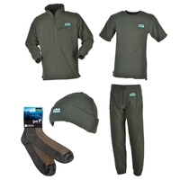 Ridgeline Country Pack (Bush Shirt / Beanie / S/S  Shirt / Pants / Socks)