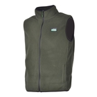 Image of Ridgeline Heathland Fleece Gilet - Green