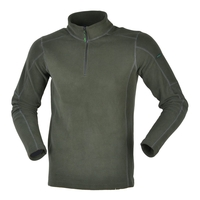 Ridgeline Norwegian 1/4 Zip Fleece Top