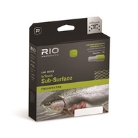Rio InTouch Sub-Surface Camolux Fly Line - Intermediate