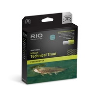 Rio InTouch Technical Trout Fly Line (with ultra-low stretch ConnectCore)