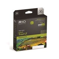 Rio InTouch Trout LT Floating Fly Line (with ultra-low stretch ConnectCore)