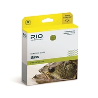 Rio Mainstream Bass/Pike Floating Fly Line