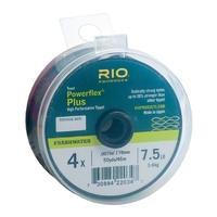 Rio Powerflex Plus Triple Pack Leaders