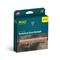 Rio Technical Euro Nymph Line - Yellow - #2-5