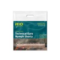Rio Technical Euro Nymph Shorty Line - Yellow - #2-5