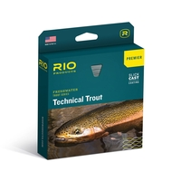 Rio Technical Trout WF Premier Fly Line