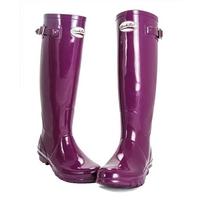 Rockfish Original Tall Gloss Wellington Boots (Women's)