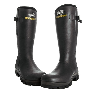 Image of Rockfish Walkabout Wellington Boots - Black