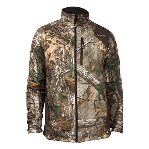 Image of Rocky Pro Hunter Reversible Fleece Jacket - Realtree Xtra