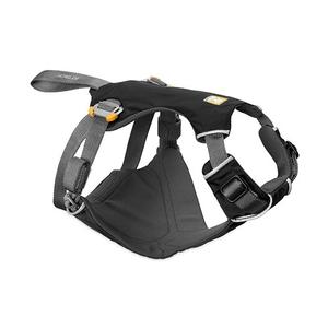Image of Ruffwear Load Up Harness - Obsidian Black