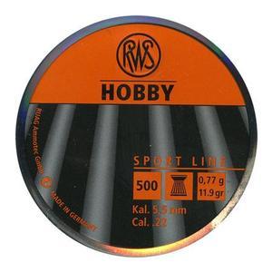 Image of RWS Hobby .177 Pellets x 500