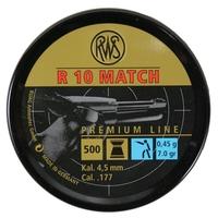 RWS R10 Match .177 (4.50) Pistol Pellets x 500