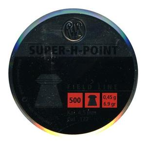 Image of RWS Super H Point .177 Pellets x 500