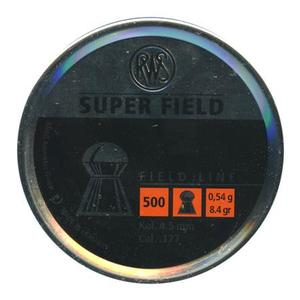 Image of RWS Superfield .177 (4.51) Pellets x 500