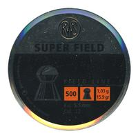 RWS Superfield .22 (5.52) Pellets x 500