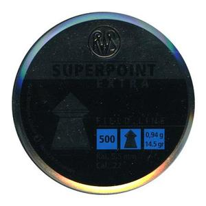 Image of RWS Superpoint Extra .22 Pellets x 500