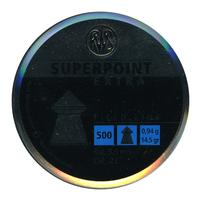RWS Superpoint Extra .22 Pellets x 500
