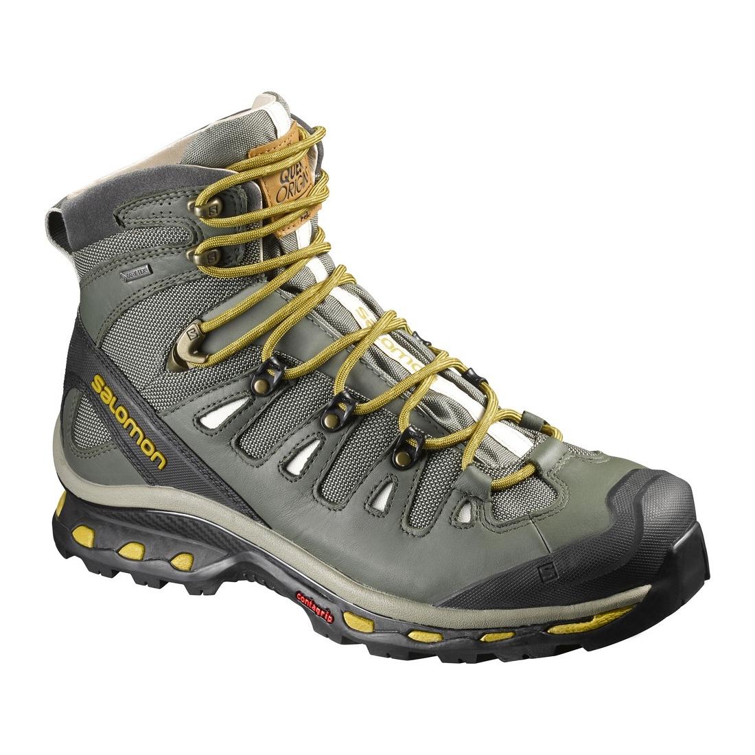 07fe35b57c4b Image of Salomon Quest Origins 2 GTX Walking Boots (Men s) - Tempest   Night
