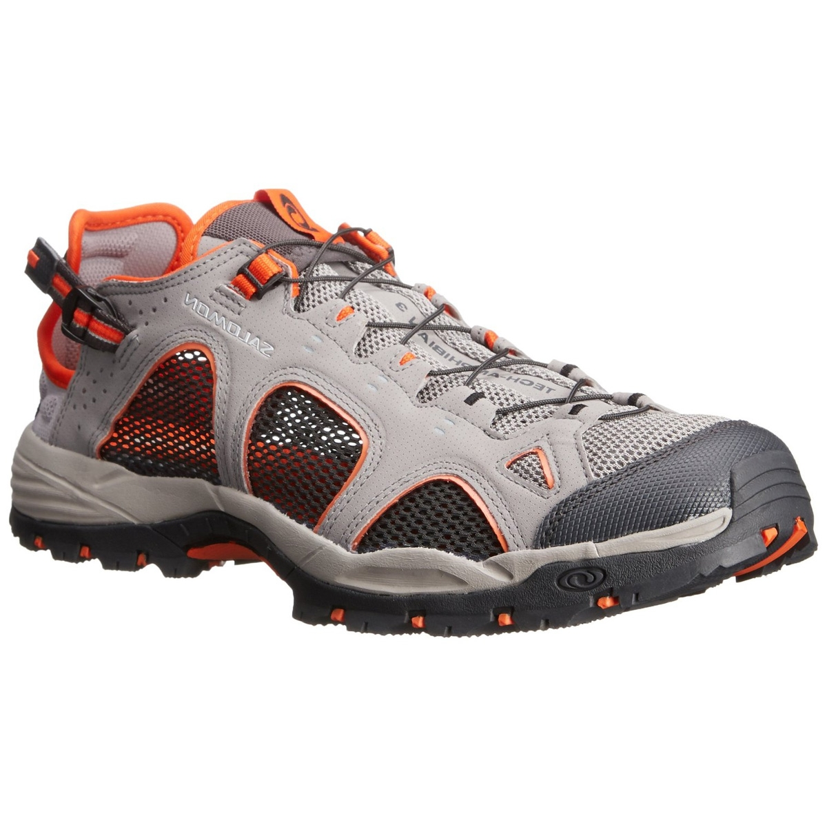 Salomon Techamphibian 3 Men moab orange fall orange black