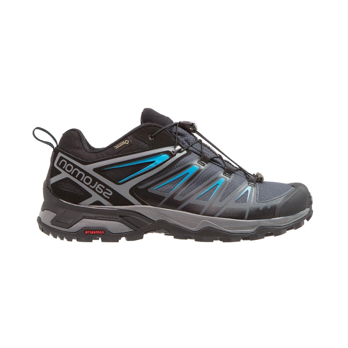 newest collection 175ad 4044b Salomon X Ultra 3 GTX Walking Boots - Black/India Ink/Hawaiian Surf