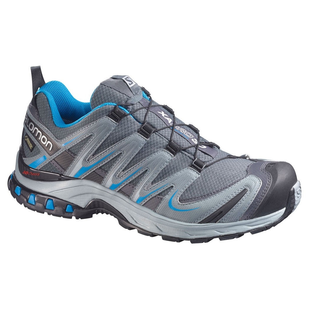 Salomon XA Pro 3D GTX Walking Shoes (Men s) - Dark Cloud   Light ... 1240dd3b49d4