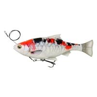 Savage Gear 4D Line Thru Pulse Tail Roach Slow Sink Lure - 18cm - 90g