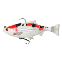 Savage Gear 4D Roach Pulsetail Sinking Lure - 2 Pack - 13cm - 38.5g