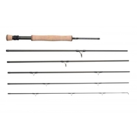 Scierra 6 Piece Mile High Fly Rod - 9ft - #4