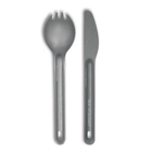 Sea To Summit Alpha Light Knife and Spork Cutlery Set