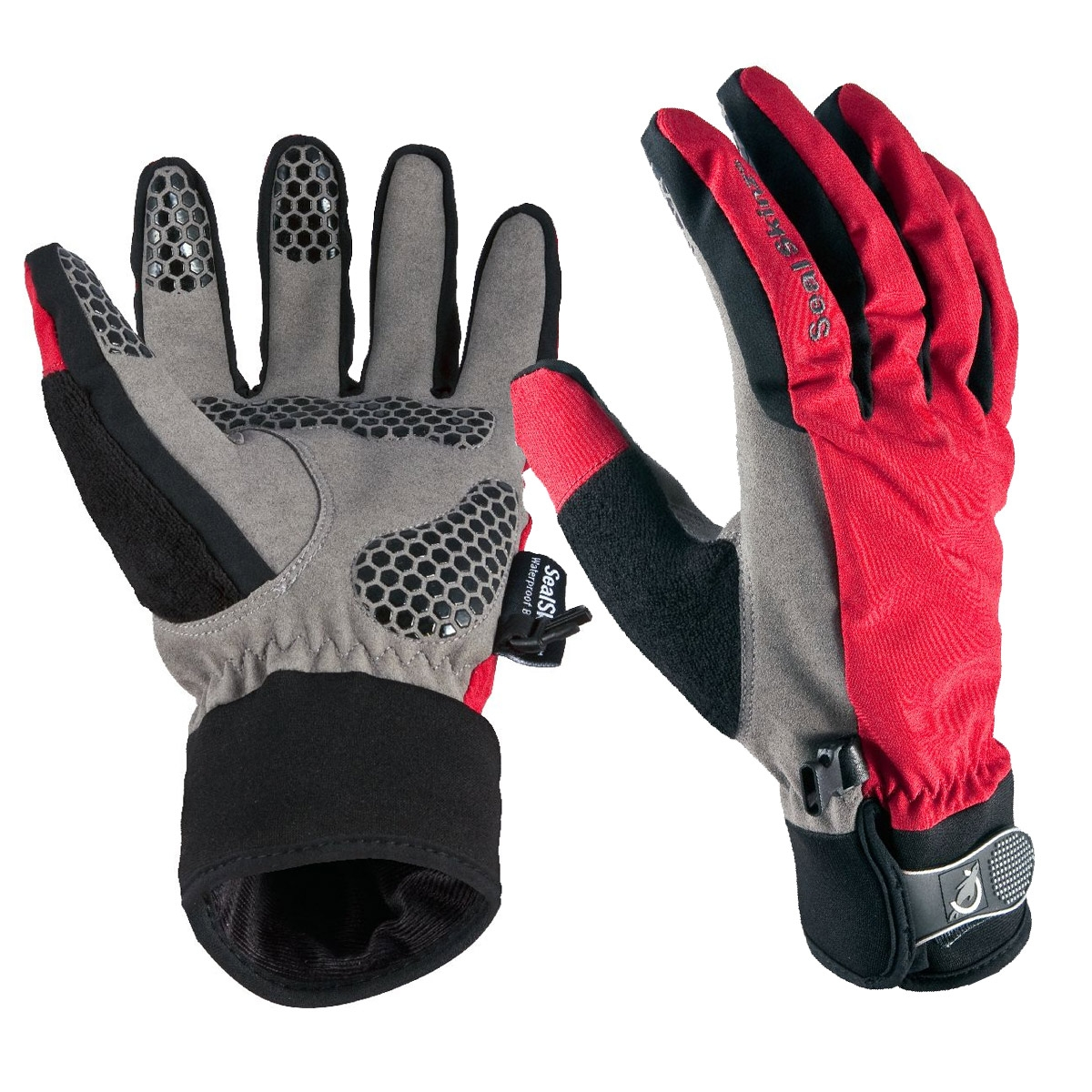 Large SealSkinz All Weather Cycle Gloves