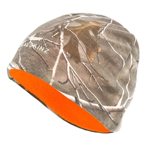Image of SealSkinz Camo Waterproof Reversible Beanie - Realtree Xtra Camo