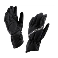 SealSkinz Waterproof All Weather LED Cycle Gloves