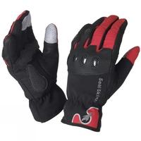 SealSkinz Lightweight Motorcycle Gloves