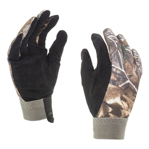 Image of SealSkinz Solo Shooting Gloves - Realtree Xtra Camo