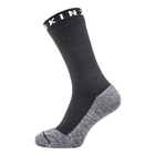 SealSkinz Waterproof Warm Weather Soft Touch Mid Length Socks
