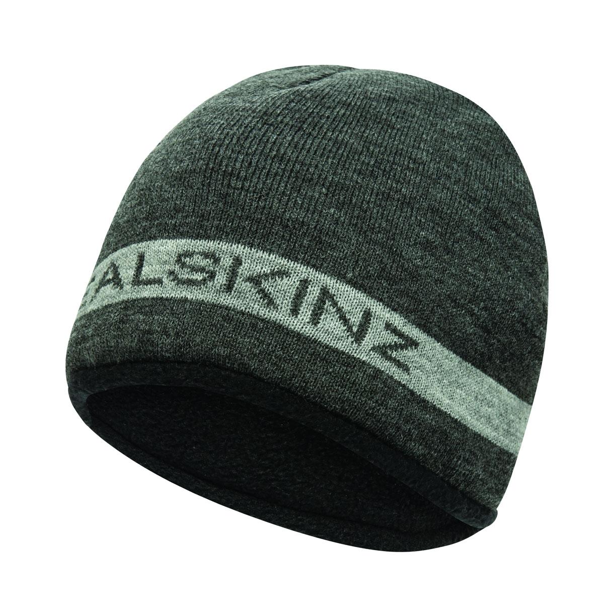Image of SealSkinz Thetford Beanie - Grey b6b4932a5242