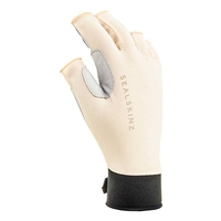 SealSkinz Solo UPF50+ Fishing Step Finger Gloves