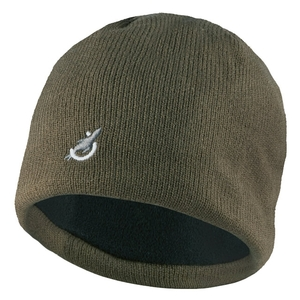 Image of SealSkinz Waterproof Beanie Hat - Olive Green