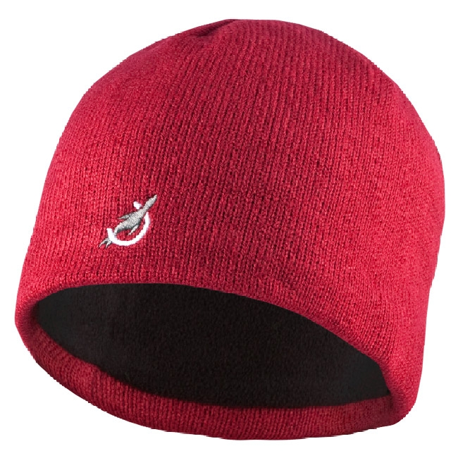 Image of SealSkinz Waterproof Beanie Hat - Red 9c3d66fb14b