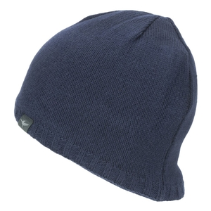 Image of SealSkinz Waterproof Cold Weather Beanie - Navy
