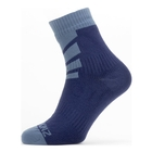 SealSkinz Waterproof Warm Weather Ankle Length Socks